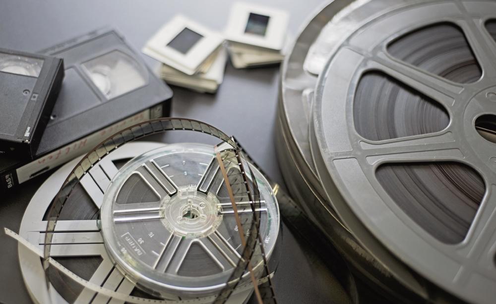 oude films digitaliseren
