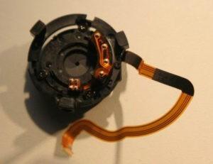 Canon 17-85 Reparatie