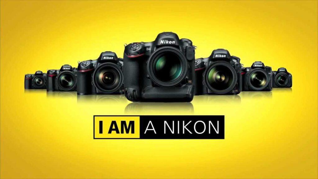 Nikon reparatie