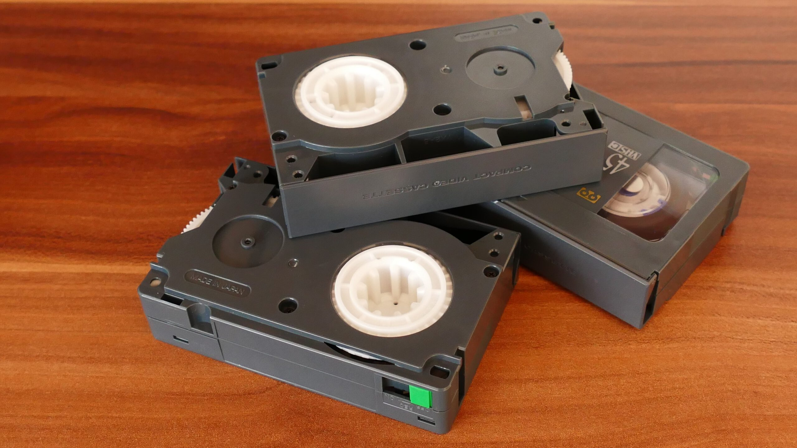 VHS-C digitaliseren