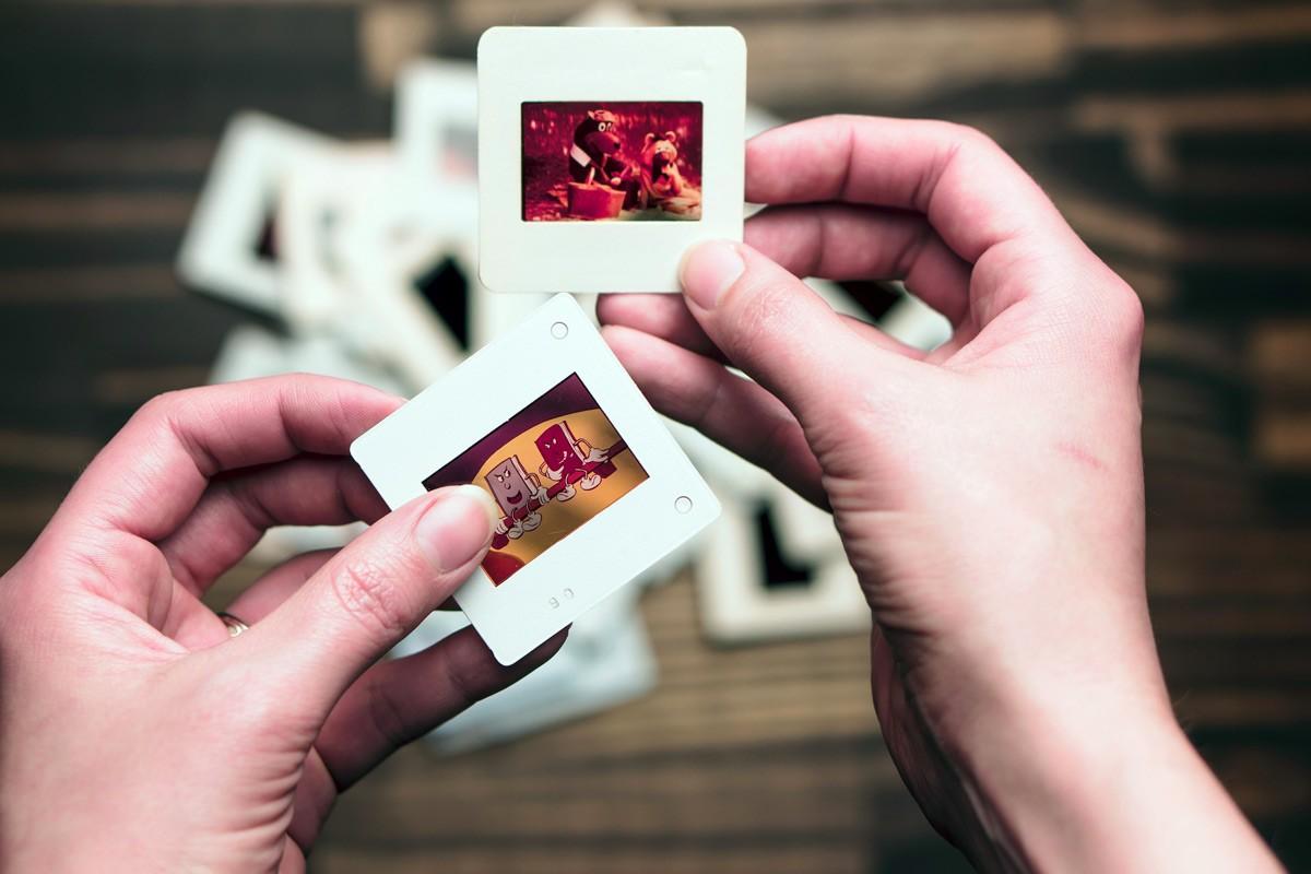 Film & dia digitaliseren