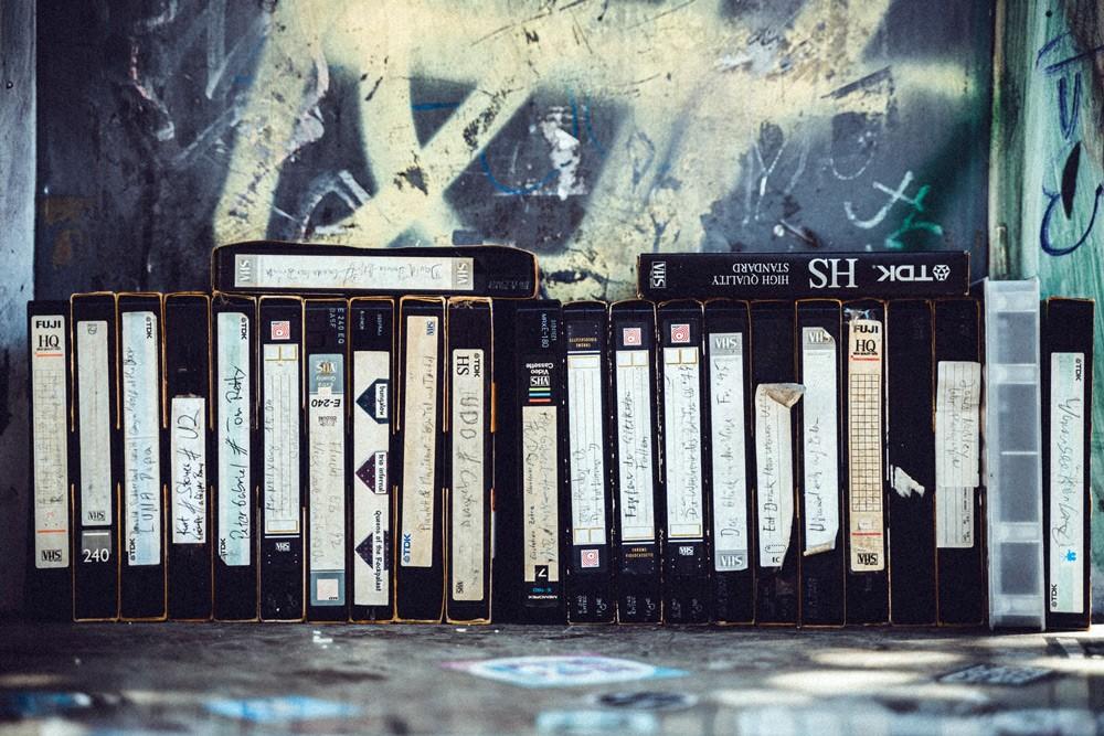 Video cassettes digitaliseren